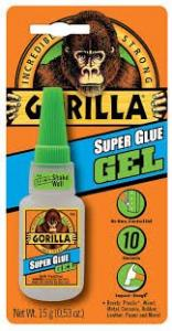 Gorilla Superlim gel 15ml