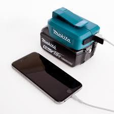 Makita USB laddare BatteriAdapter 18V