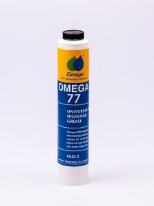 Omega 77 Chassi&lag.Fett 400gr Skruvpatron