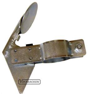 Avgaslock 51-57mm