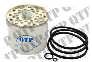 Bränslefilter 7111-296 Packningar ingår