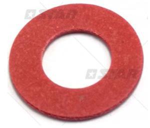 Fiberbricka 10x5x 2 mm