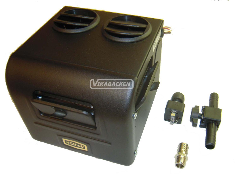 Omtalade Hyttvärmare Heat-On 12V 42W SG-81