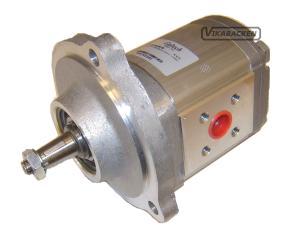 Hydraulpump 36 l/m konisk axel