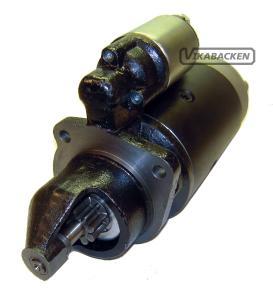 Startmotor 24 V 4 kw oljetätad