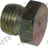 Plugg M14 Bränslefilterhållare