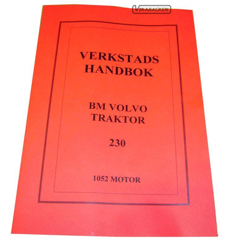 Verkstadshandbok BM230
