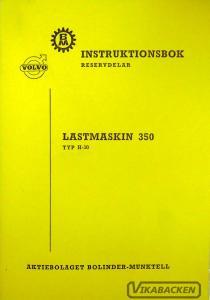 Instruktionsbok BM H10 350