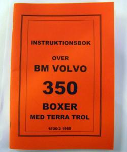 Instruktionsbok BM-350