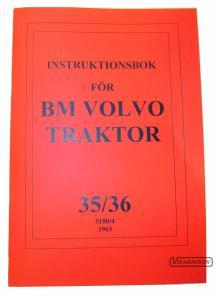 Instruktionsbok BM-35/36