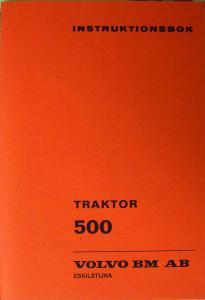 Instruktionsbok BM 500