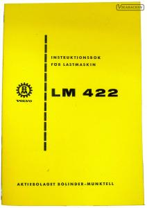 Instruktionsbok LM422