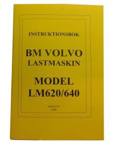 Instruktionsbok LM620/640