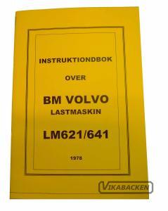 Instruktionsbok LM621/641