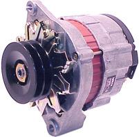 Generator 14V 70A Dubbel remsk