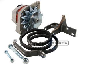 Generator 14V 70A BM400/430 inkl. fäste