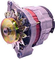 Generator 14V 70A Enkel remski