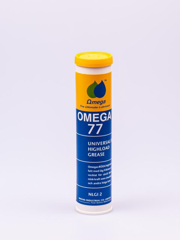 Omega 77 Chassi&lag.Fett 400gr Standardpatron