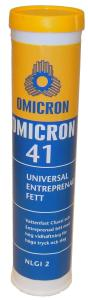 Omicron41 Entreprenadfett 400g Syntetfett