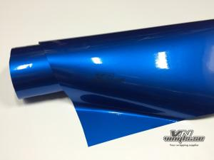 VN WRAP - GLOSS DARK BLUE METALLIC VINYL