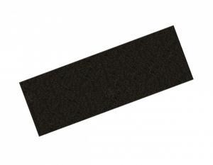 Skrapfilt svart 10cm 5-pack
