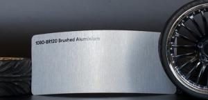3M 1080-BR120 Brushed Aluminium Vinyl