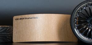 3M 1080-BR241 - Brushed Gold Vinyl