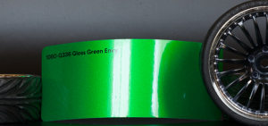 3M 1080-G336 Metallic Gloss Green Envy Vinyl