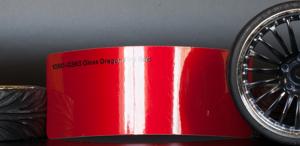 3M 1080-G363 Metallic Gloss Dragon Fire Red Vinyl