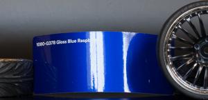 3M 1080-G378 Metallic Gloss Blue Raspberry Vinyl