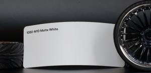 3M 1080-M10 Matte White Vinyl