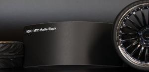3M 1080-M12 Matte Black Vinyl
