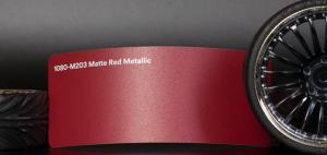 3M 1080-M203 Metallic Matte Red Vinyl