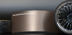 3M 1080-M209 Metallic Matte Brown Vinyl