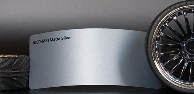 3M 1080-M21 Matte Silver Vinyl