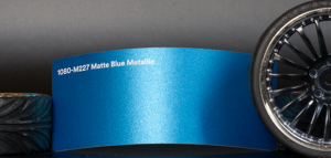 3M 1080-M227 Metallic Matte Blue Vinyl
