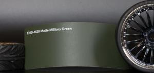 3M 1080-M26 Matte Military Green Vinyl