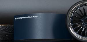 3M 1080-M27 Matte Dark Navy Vinyl