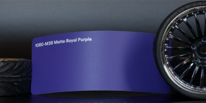 3M 1080-M38 Matte Royal Purple Vinyl