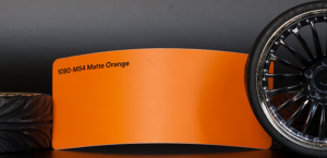 3M 1080-M54 Matte Orange Vinyl