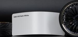 3M 1080-S10 Satin White Vinyl