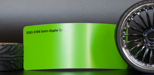 3M 1080-S196 Satin Apple Green Vinyl
