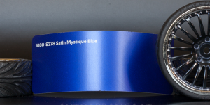 3M 1080-S378 Satin Metallic Mystique Blue Vinyl