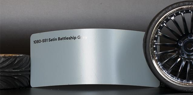 3M 1080-S51 Battleship Grey Vinyl