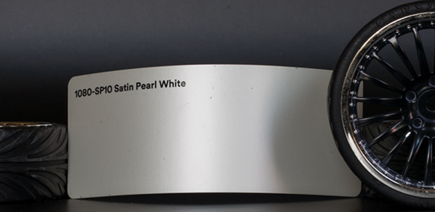 3M 1080-SP10 Satin Pearl White Vinyl