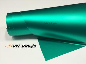 VN WRAP - MATTE TIFFANY GREEN METALLIC VINYL
