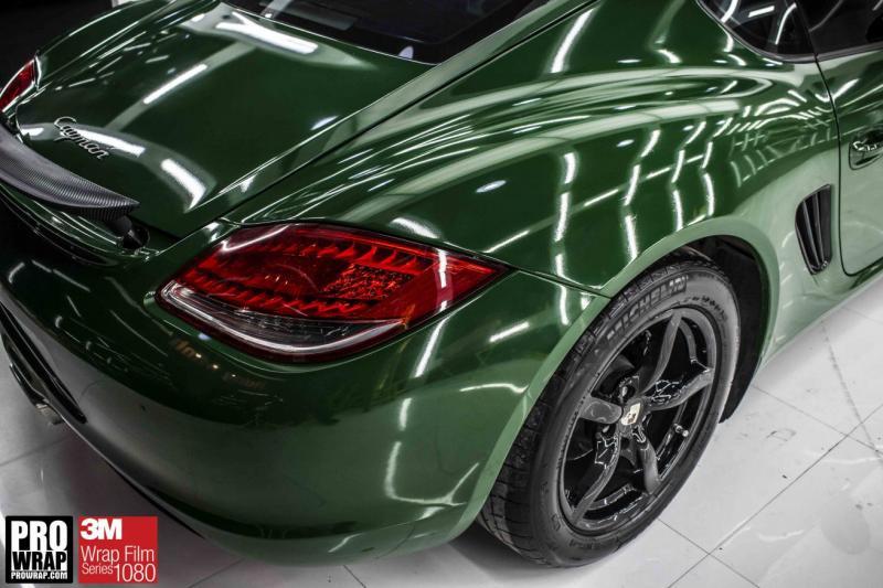 Avery Gloss Dark Green