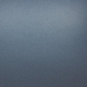 Avery Satin Metallic Grey Blue