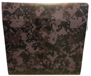 VN WRAP - DARK DIGITAL CAMO VINYL