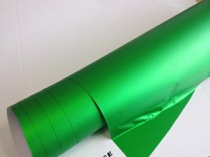 VN WRAP - MATTE METALLIC GREEN VINYL
